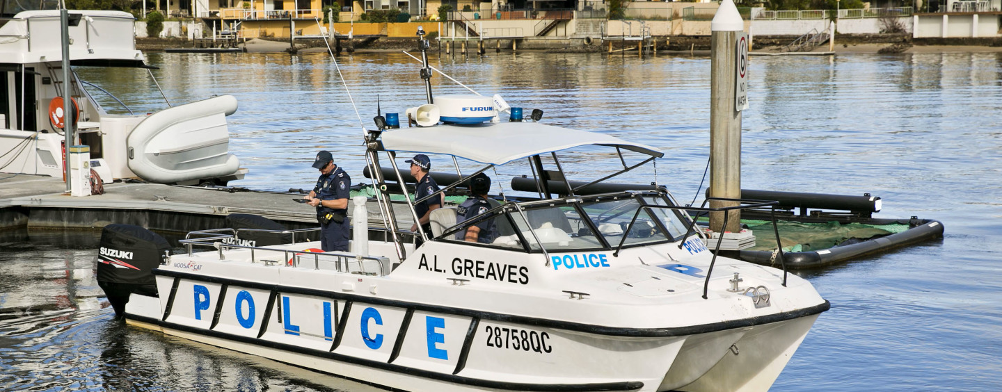 Gold Coast Water Police Vessels
