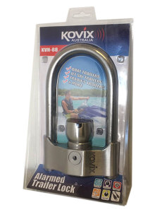 kovix alarmed trailer lock gold coast