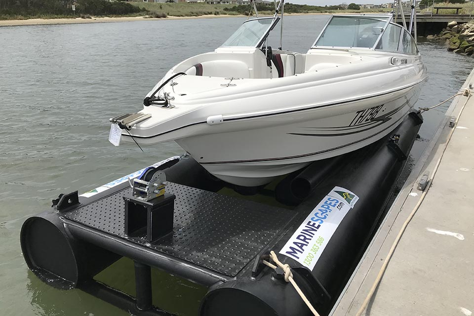 MARINE SCAPES BOAT LIFTING SOLUTIONS