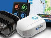 mazu integrates Raymarine Axiom MFDs