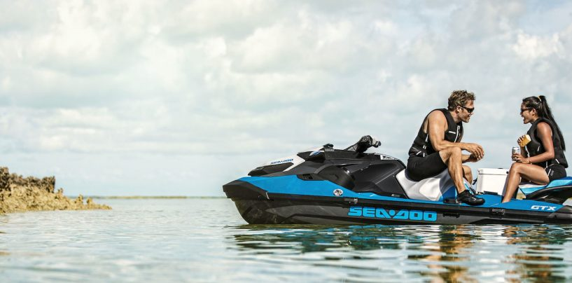 Shoreline Teams Up With Sea-Doo