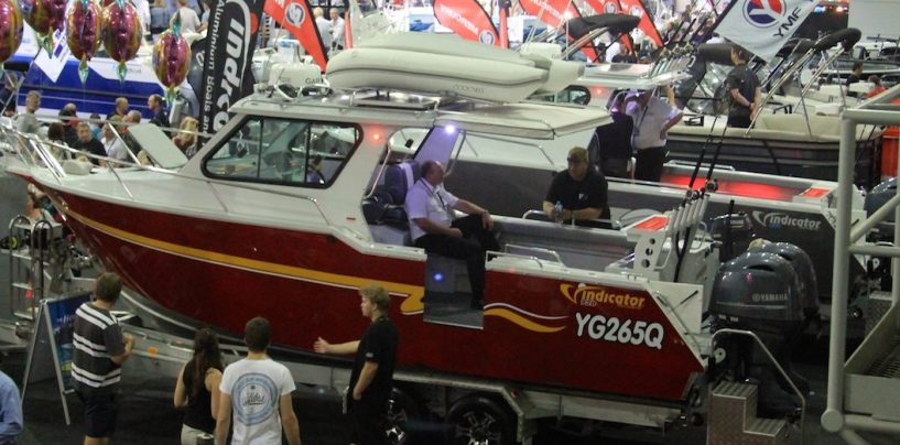 Buying @ The Boat Show