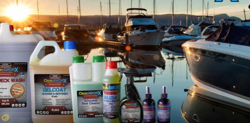 CleanAWorx: Quality Marine Cleaning Products