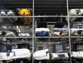 Valet Storage: Dry Stack