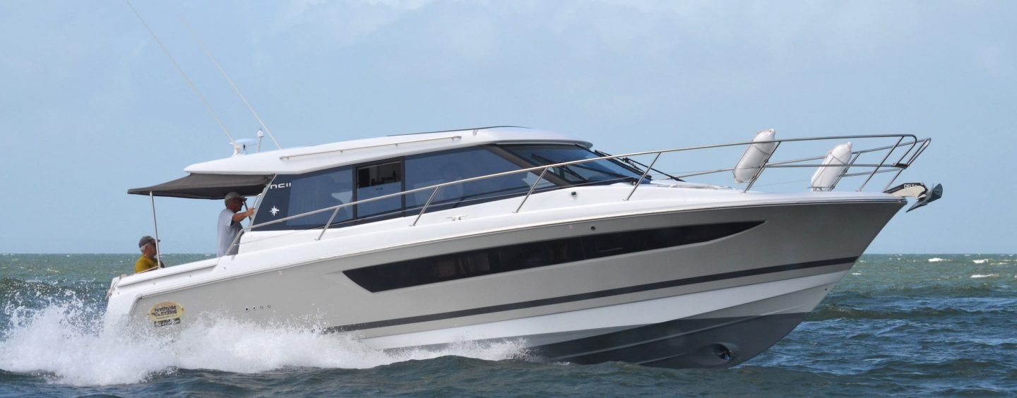 Jeanneau: Luxury Suited for Aussie Boaties