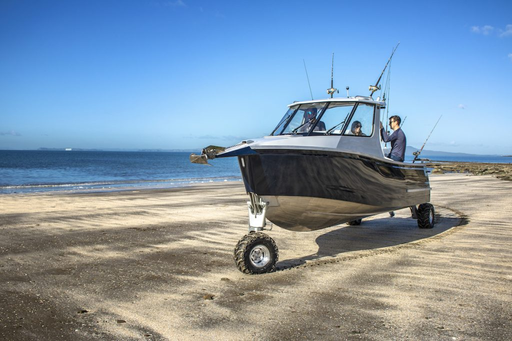 SEALEGS AMPHIBIOUS CRAFT