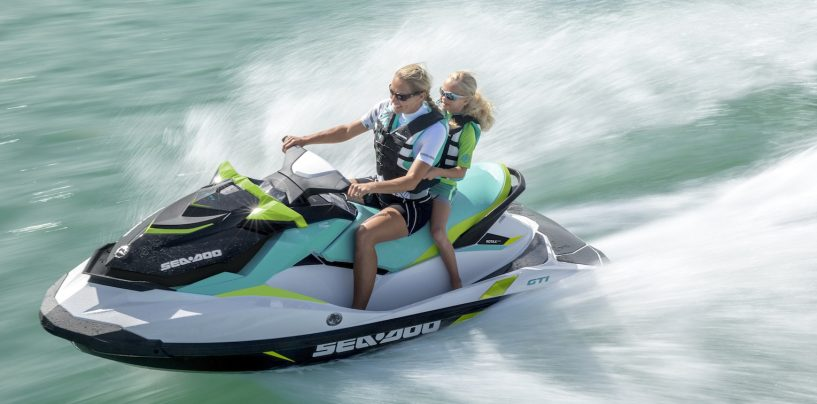 Shoreline Teams With Sea-Doo