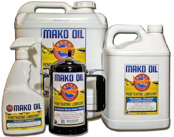 MAKO OIL