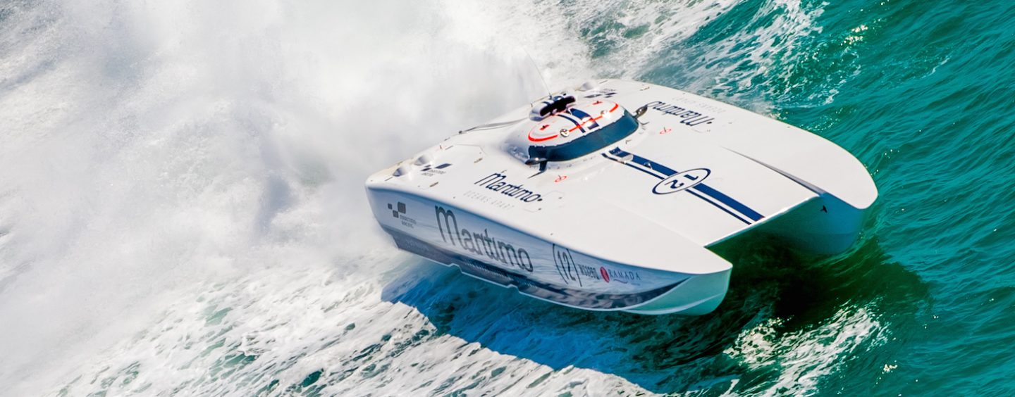 Maritimo Racing Ramps Up R&D for 2019
