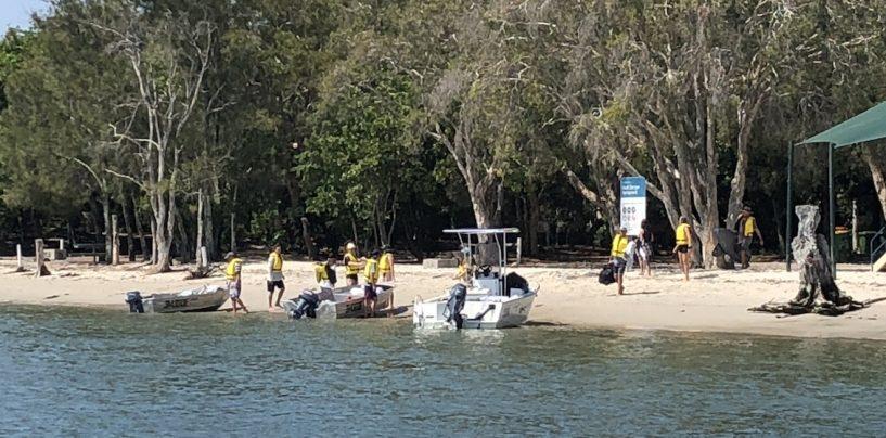 Bamping: Boating + Camping