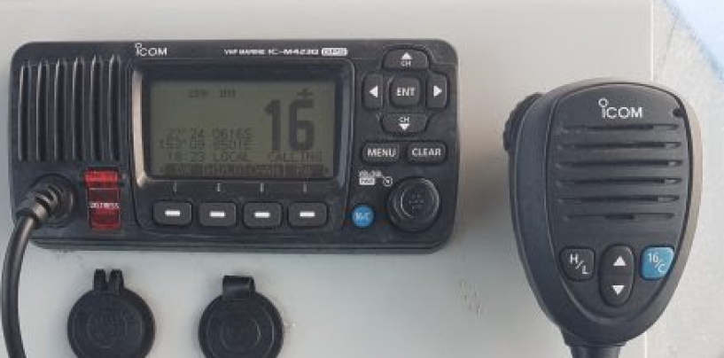 Water Police Reminder: Do not misuse CH-16 VHF marine radio