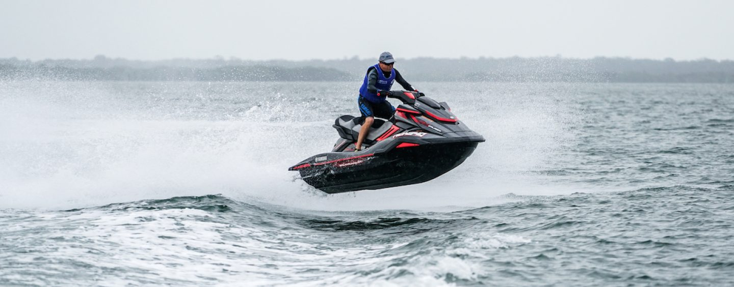 Yamaha 2019 WaveRunners Tested