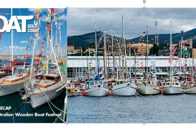 Photo Recap: 2019 Australian Wooden Boat Festival