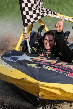 Australia's Phonsy Mullan Claims Maiden World Title