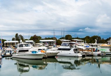 SEQ Interclub Bay Cruise