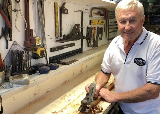 Ross Muir: Timber Revival