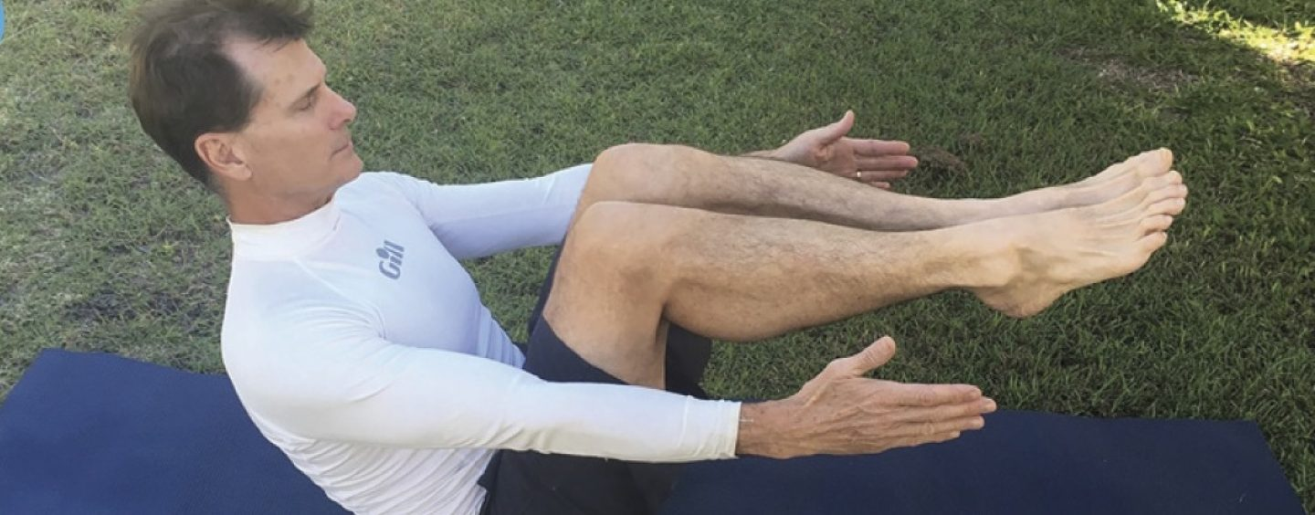 Yoga for Boaties: Pre-Boating Practice