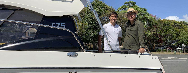 Big Boat Benefits Under 8 Metres