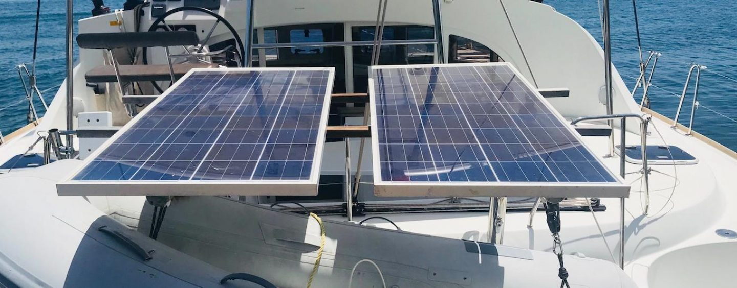 Solar Panels For Boats >> Solar Panels For Your Boat Q A With Errol Cain Boat Gold Coast