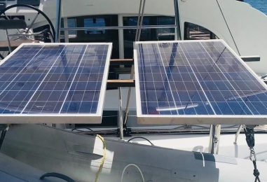 Solar Panels For Your Boat: Q&A With Errol Cain