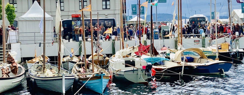 Wooden Boat Festival 2019 Boat Gold Coast