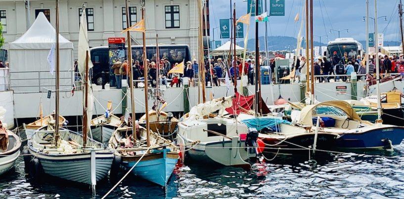 Wooden Boat Festival 2019