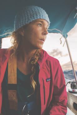 A Sailing Surfer's Voyage of Awakening