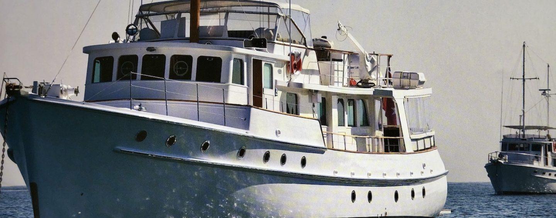 Mr Cavill: Restoring Yachts