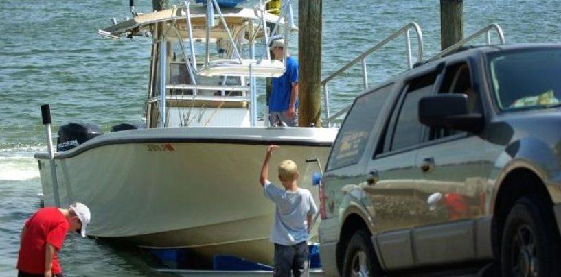 Boat Ramp Etiquette