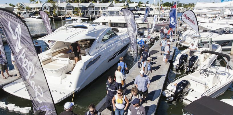 Tips: Navigating A Boat Show