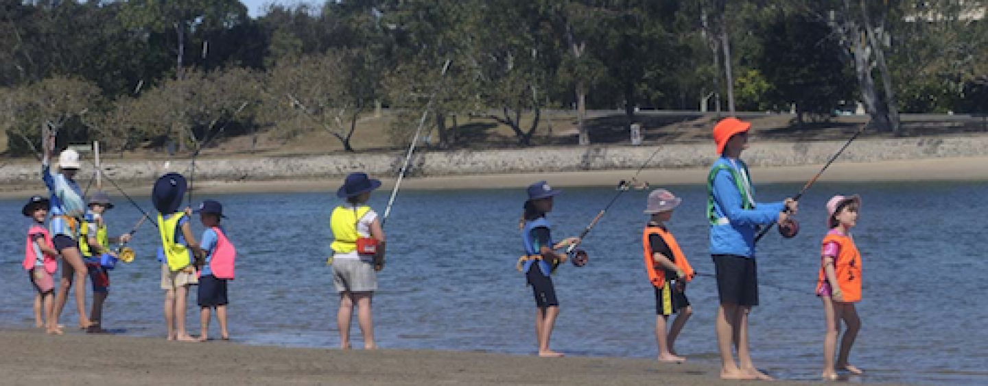 Reel Outdoors for Kids
