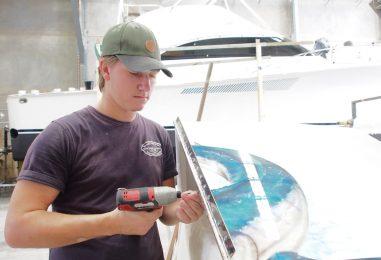 TAFE: Moulding A Marine Career
