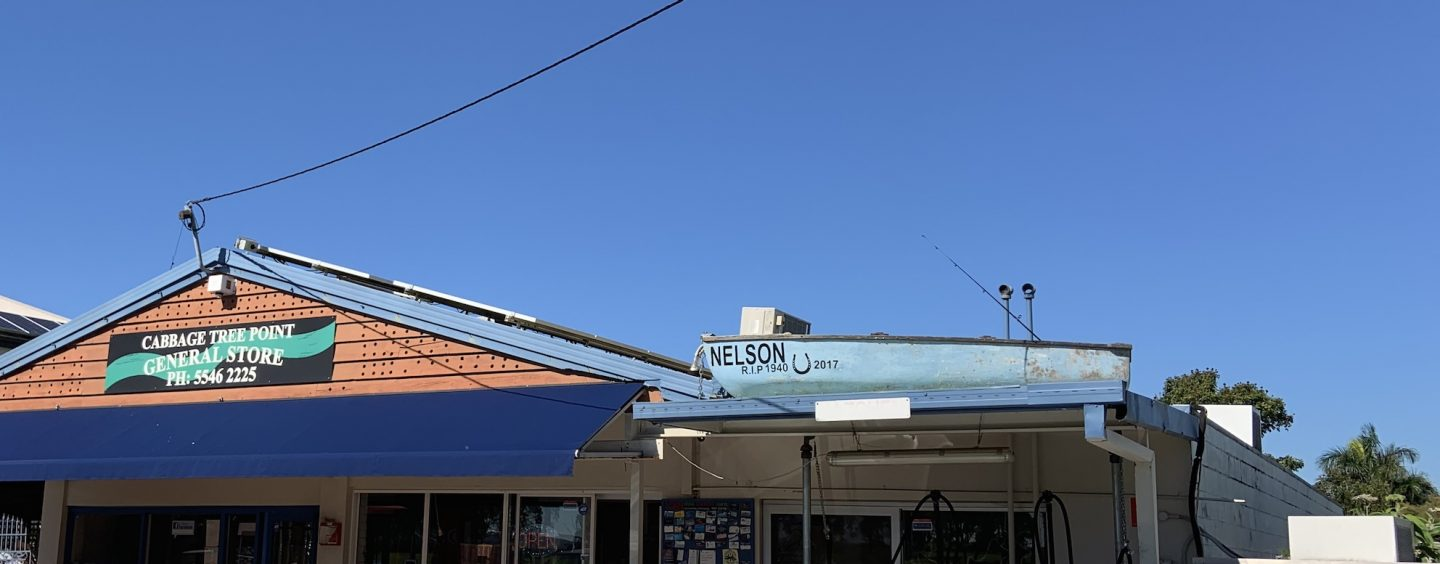 R.I.P. Nelson @ Cabbage Tree Point