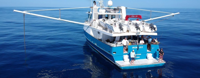Iron Joy: First Class Fishing