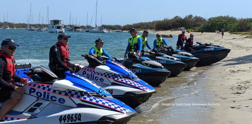 Queensland launches summer boating drive
