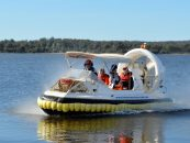 Hovercrafts to Explore Queensland