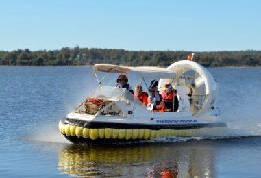 Hovercrafts to Explore Queensland