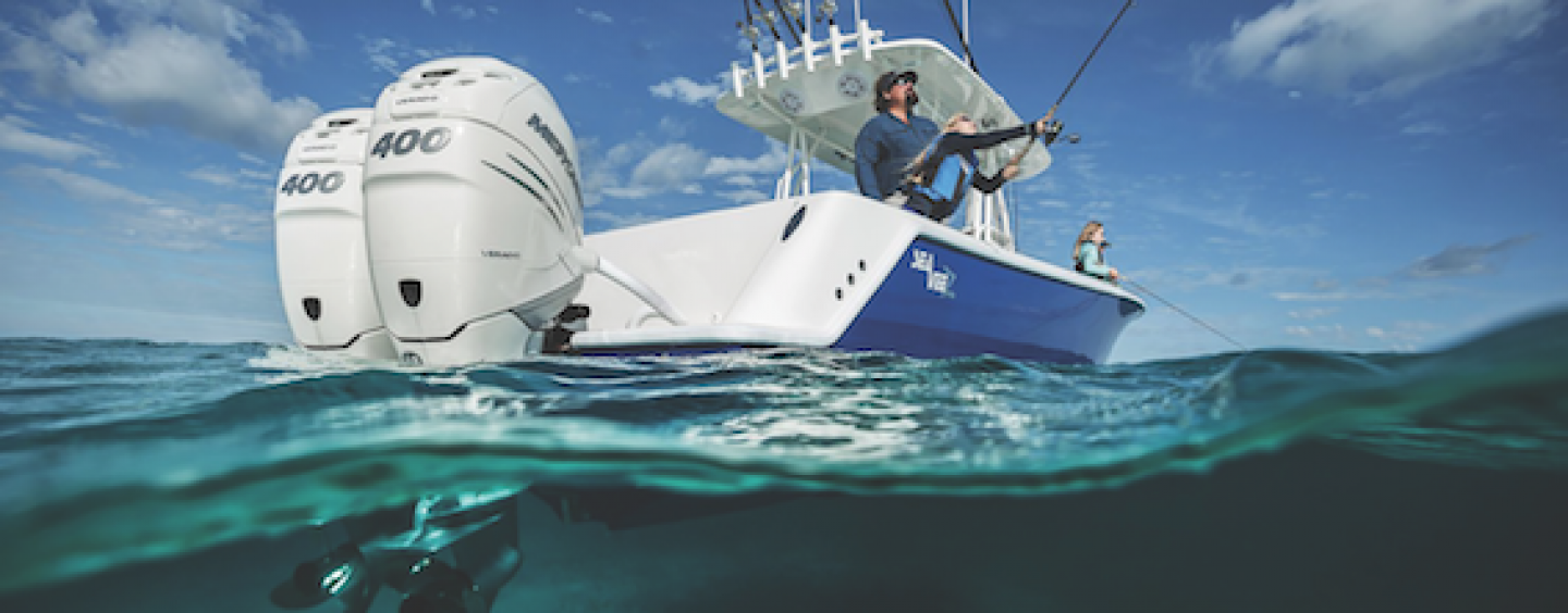 Mercury Verado: Outboards for High-Speed Applications