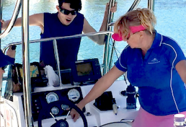 Avoid Divorce: Take a Nautical Training Course