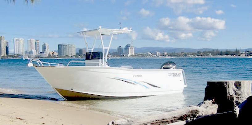 Vision 590: Fishing Platform