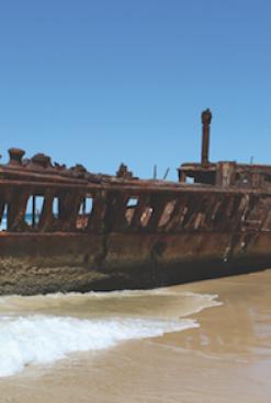 Fraser Island: Family, Fun, Fishing