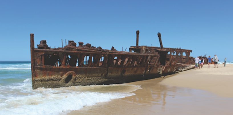 Fraser Island: Family, Fun, Fishing