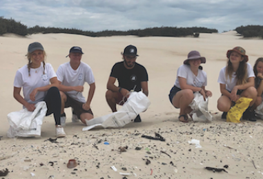 South Stradbroke Island Marine Debris Project