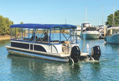 Pontoon Boats Built For Australian Waters
