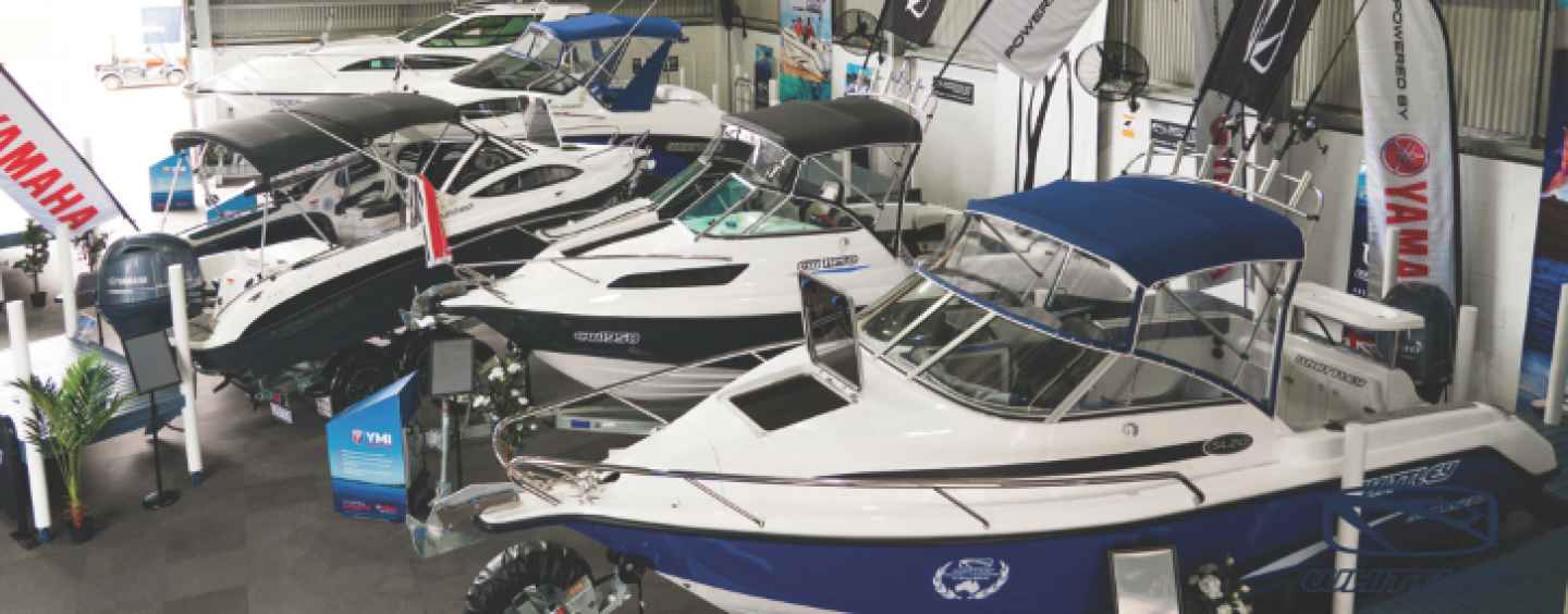 Whittley Boats Back On The Gold Coast
