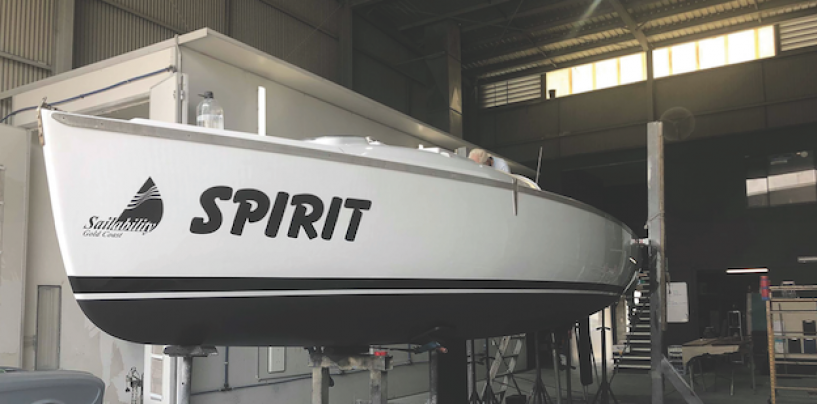 Paint Work for Spirit