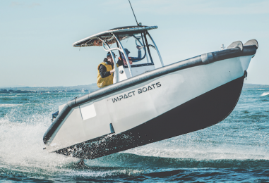 Impact Boats: New Level in Survey-Standard Boats
