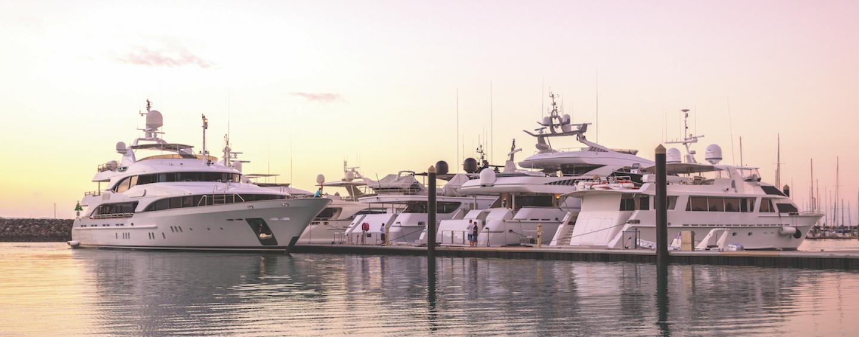 POSTPONED: Superyacht Rendezvous in 2020