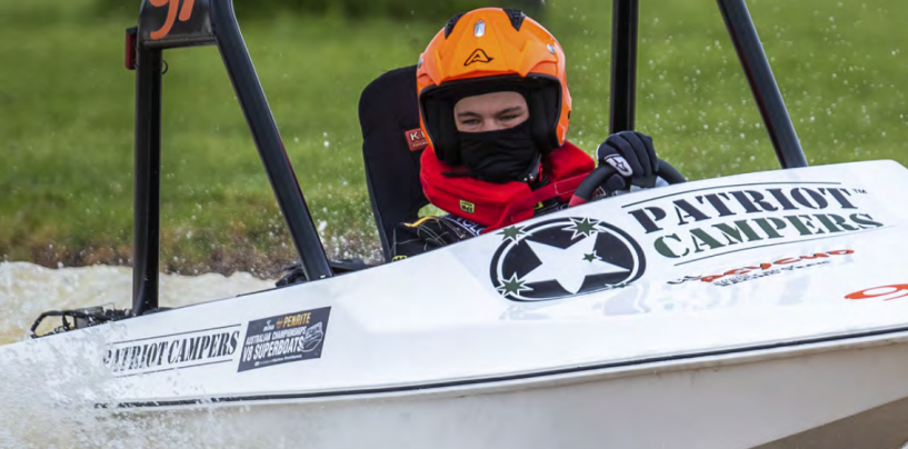 Jet Sprint Boat Racing for Kids
