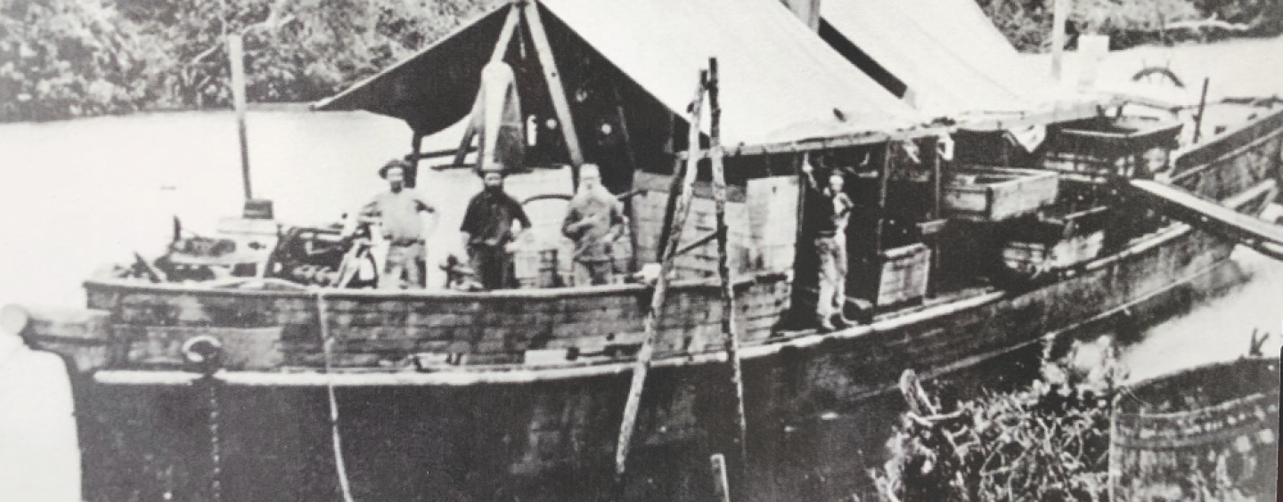 The Beenleigh Boaties' Rum Tale
